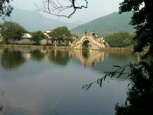 安徽宏村美景