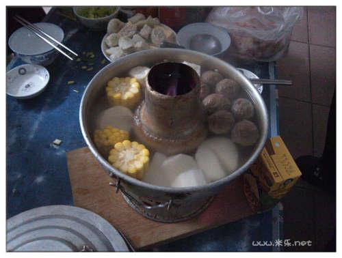 跨年火锅宴