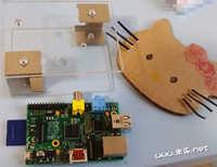 树莓派(RaspberryPi)+wifi+烤猫USB+启动运行cgminer 比特币挖矿方案