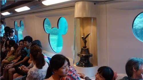 密码保护:迪士尼一日游
