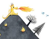 Lucie Brunellière的童书插画(图)